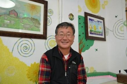 「蒲公英面店」创办人徐英男。