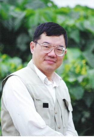 台大河马教授张文亮(图/取自台湾大学网站)