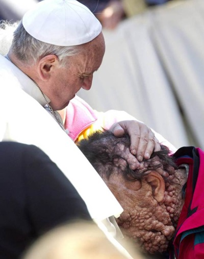 Pope Franc n isvinicio-riva