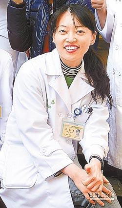 台大医院女医师曾御慈遭酒驾撞成脑死,拔管器捐。(台湾《中国时报》资料照片)
