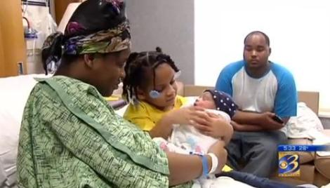 150204 4 year old calls 911, saves pregnant mother