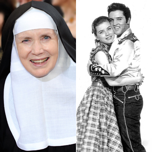 151014 Hollywood stars to Nun- Dolores Hart