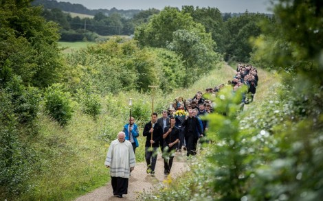 A tear-filled Confession at Walsingham, above, was the start of real healing (Mazur/catholicnews.org.uk)