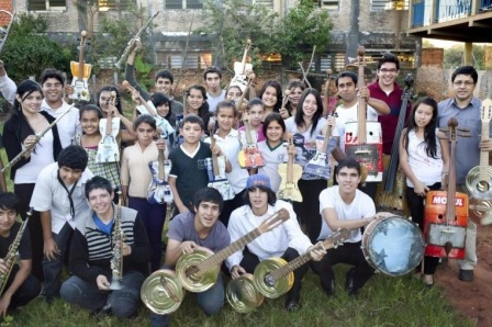160102 recycled instruments orchestra of cateura