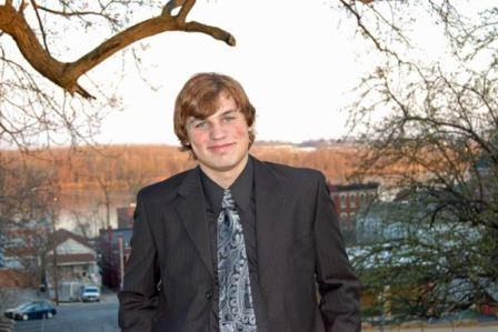 今年已經22歲的布里恩‧傑克森(Brryan Jackson),以後希望能在教會或政治界工作。 (照片來源/Brryan Jackson臉書)